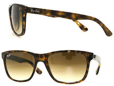 AUTHENTIC RAYBAN RB 4181 710/51 58MM RAY BAN RB4181 710/51 TORTOIS/GRADIENT LENS