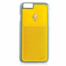 Étuis, housses et coques métalliques Ferrari iPhone 6 pour téléphone mobile et assistant personnel (PDA)