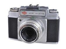Agfa AMBI Silette mit Agfa Color-Solinar 1:2,8 / 50 mm Objektiv
