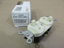 Leviton 5243-I Combination 3-Way Side Wired Switch 15A 120V Ivory (A174)