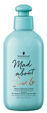 Schwarzkopf MAD ABOUT CURLS Twister Definition Cream für lockiges Haar 200 ml