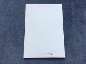 British Airways Concorde Notepaper Envelope Stationary Set  1990's Rare