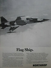 5/1975 PUB NORTHROP F-5E TIGER II INTERNATIONAL FIGHTER US AIR FORCE USAF AD