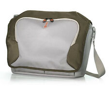 Bnwt Carlton Mobius Messenger Padded Lap Top Travel Bag Top Quality Look Sale