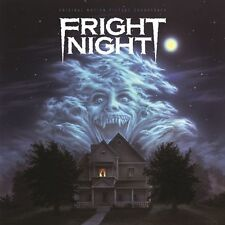 Fright Night- Soundtrack LP (Splatter Limited 500) Mondo, Waxwork, Death Waltz