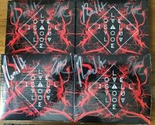 BAND OF SKULLS - LOVE IS ALL YOU LOVE (DELUXE AUTOGRAPHED) [CD] C13 - NEW/SEALED