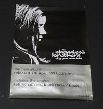 CHEMICAL BROTHERS POSTER -  Dig Your Own Hole (small poster)