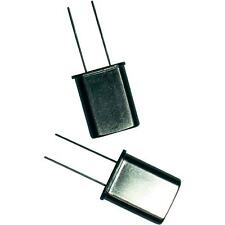 Cristal quarzo 30 Mhz case:HC-49U Passo 5mm 2 pezzi