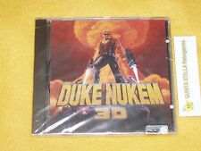 DUKE NUKEM 3D PC WINDOWS NUOVOI SIGILLATO NEW FACTORY SEALED VERY RARE RETROGAME