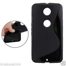 Custodia Cover Case WAVE NERA S LINE Per Motorola Nexus 6 XT1100 XT1103 TPU