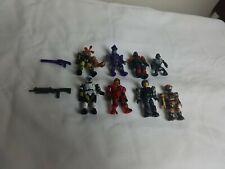 Halo Mega Blocks Figures Lot 3