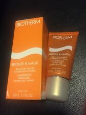 Biotherm Bronze Magic Luminescent Aqua Gel, New In Box 1.7 Oz