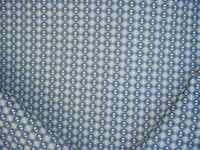 1-5/8Y Kravet Couture 34794 Turned Out Tile Marine Blue Upholstery Fabric