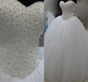 LUXUS  A-Linie Brautkleid Hochzeitskleid Kleid Braut Babycat collection Gr 50/52