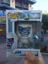 Funko Pop! Disney #289 Abominable Snowman Diamond Disney Parks-In Hand!