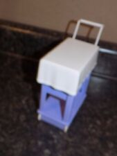 Barbie Doll Grand Hotel  dining cart