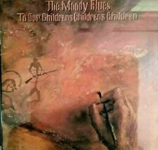 NEW -THE MOODY BLUES - TO OUR CHILDREN'S, CHILDREN'S CHILDREN CD. PERFECT 4 GIFT
