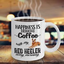 Red Heeler Mama, Red Heeler Mom Coffee Mug, Red Heeler Mug, Cattle Dog Mug