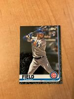 2019 Topps Series 2 - Johnny Field - #606 Black Parallel #'d 17/67 Rookie RC
