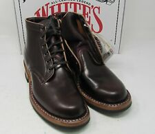 "Whites Boots, 2332. Burgundy Cordovan, 10 E,5.5"".Lined, Composition sole"