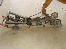 "91 92 93 YAMAHA Venture XL VT480XL 88T 121"" rear skid skidframe rails arm shock"