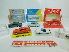 BP481-2 # 5 X 1:43 Camión:Gama BMW + Trax Holden + Nzg Porsche + Joal Citroen