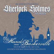 CD Sherlock Holmes Der Cane Di Baskerville 3CDs