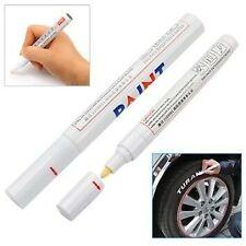 stylo Crayon pneu Marqueur feutre Blanc voiture auto moto métal roue jantes alu