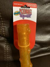 Kong Squeezz Crackle Stick Medium 7'' Dog Toy