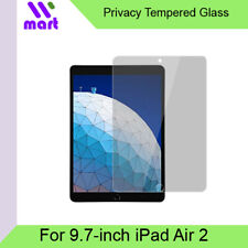 9.7-inch iPad Air 2 Privacy Tempered Glass Protector for 2nd Generation iPad Air