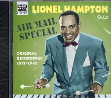 Lionel Hampton - Air Mail Special (2005 CD) 1937-1946 Recordings (New & Sealed)