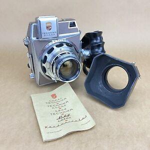 Linhof Technika Press 2x3 Large Format Camera W/ 100mm 1:2.8 Planar