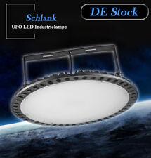 100W 200W 300W Schlank UFO LED Hallenleuchte Hallenbeleuchtung Industrie Lampe
