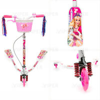 Viper Barbie Tri Scooter Girls Kids 3 Wheel Swing Tri Slider Motion Winged Push