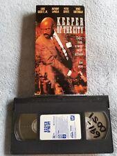 Keeper of the City (1991) - VHS Tape - Action / Thriller - Louis Gossett Jr.