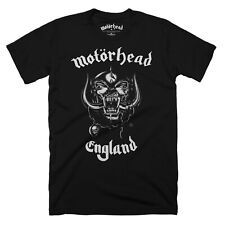 Motorhead England Classic Official Merchandise Men T-shirt