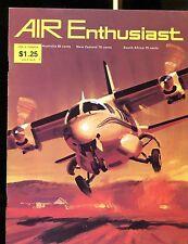 Air Enthusiast Magazine November 1973 EX No ML 122916jhe