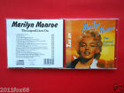 cd,marilyn monroe,the legend lives on,rare compact disc 1988,kiss,bye bye baby,f