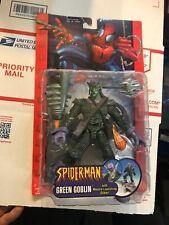 Spiderman Toybiz 2003 Green Goblin Action figure Sealed