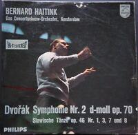 Dvorak - Symphony No. 2, HAITINK, Concertgebouw, Philips HI-FI STEREO