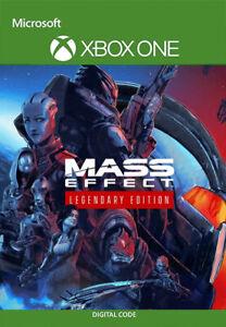 Mass Effect Legendary Edition XBOX ONE  Xbox Series X|S Key