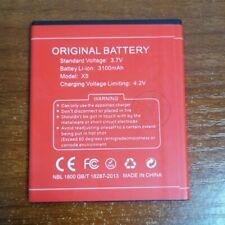 Original Doogee X5 3100mAh Super Battery For DOOGEE X5 / X5 Pro Phone Warranty