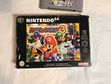 N64 - Mario Party 3 - Nintendo 64 UK PAL Game - BOXED