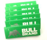 Bullbrand Green Rolling Paper 1-100