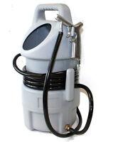 Abrasive Blaster Sandblasting Portable Sandblaster Hopper Gun Paint Rust Remover