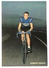 Cartolina Ciclismo - Filotex - Roberto Sorlini