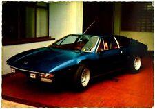 Cartolina Auto Lamborghini Urraco P250 8 cil. 2462 cc. Non Viaggiata
