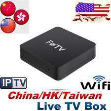 New Unblock 2nd FUNTV TVBox Chinese HK Taiwan Live TV VOD HD Adult TV Bluetooth