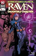 Raven Daughter Of Darkness #1 Of 12 Dc Comics Nm