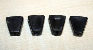 David Brown Case IH Sekura cab tractor dashboard heater control knobs (set of 4)